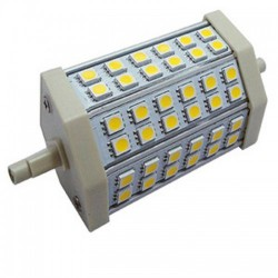 LED lamp 7W R7s Prožektorile 118mm
