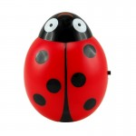 LED Öövalgusti Lady Bug