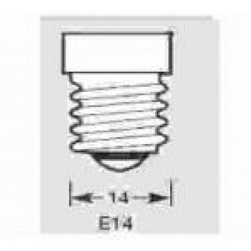 LED lambid - E14