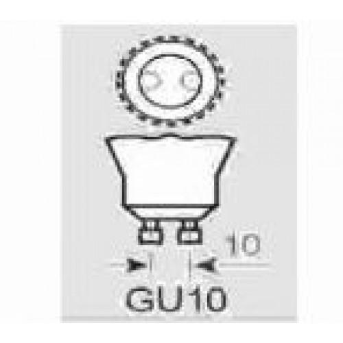 LED lambid - GU10