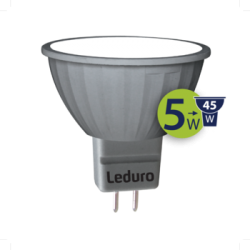 LED lamp 5W GU5,3 MR16