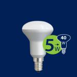 LED lamp 5W E14 reflektor