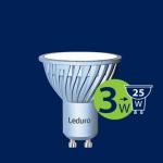 LED lamp 3W GU10
