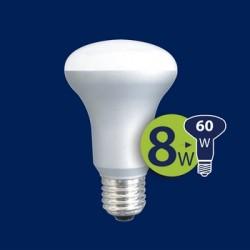 LED lamp 8W E27 reflektor