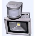 LED Prožektor 10W liikumisanduriga
